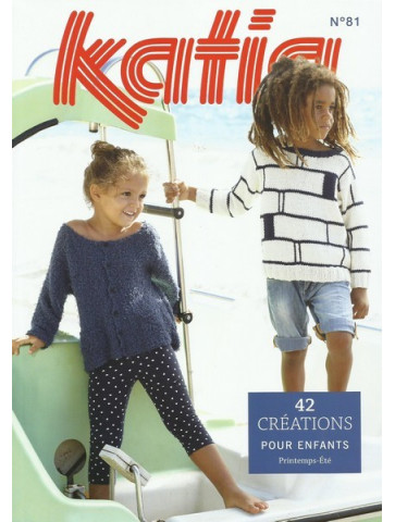 Catalogue Katia Enfants n°81