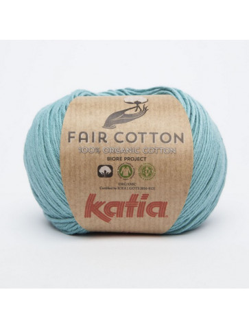 Laine Katia Coton Fair Cotton