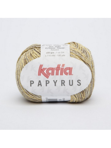 Laine Katia Coton Papyrus