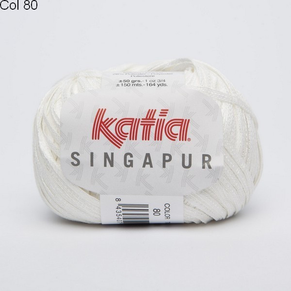 Laine Katia Coton Singapur