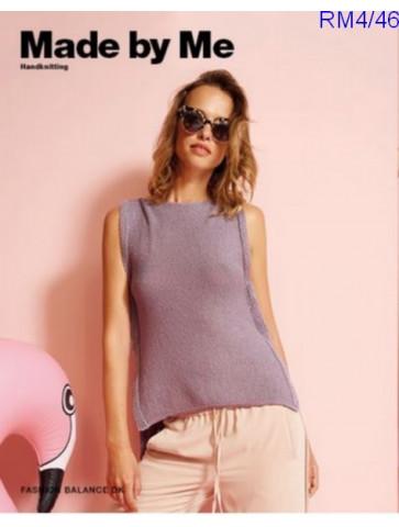Modèle Poncho Femme Laine Rico Design Fashion Balance DK
