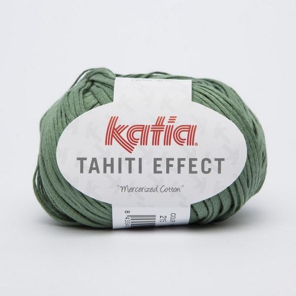 Laine Katia Coton Tahiti Effect