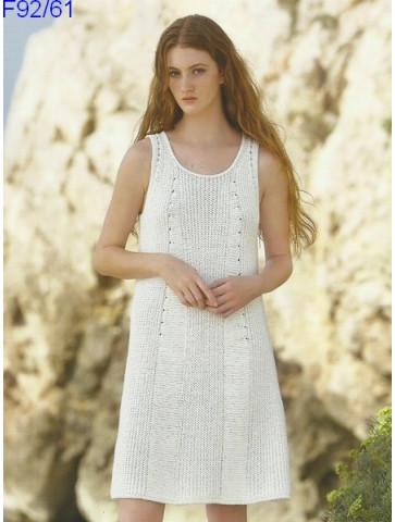 Modèle Robe Femme Laine Katia coton Fair Cotton