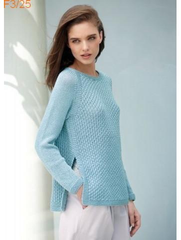 Modèle Tunique Femme Laine Katia Concept coton All Seasons Cotton
