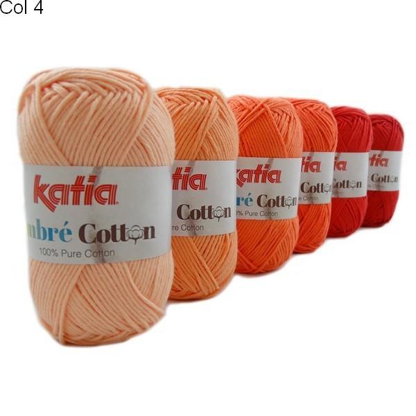 Laine Katia Coton Ombre Cotton