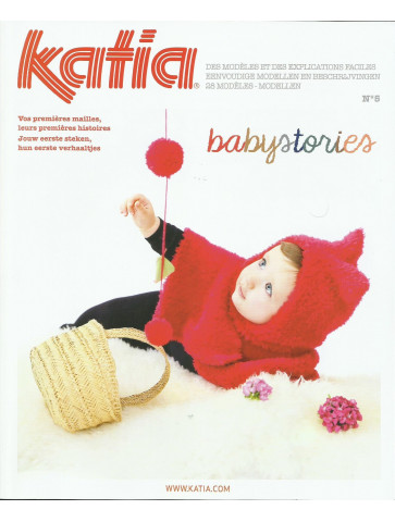Catalogue Katia Babystories n°5