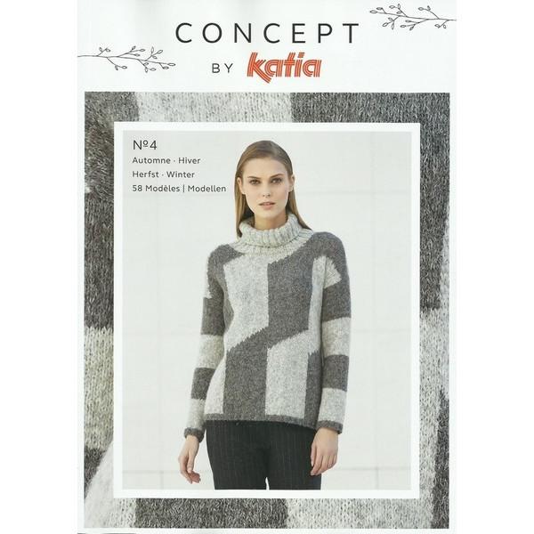 Catalogue Katia Concept n°4