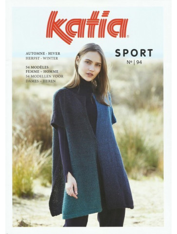 Catalogue Katia Sport n°94