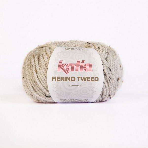 Laine Katia Merino Tweed