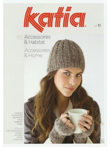 Catalogue Katia Accessoires et Habitat n°11