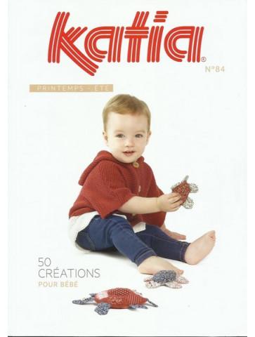 Catalogue Katia Layette n°84