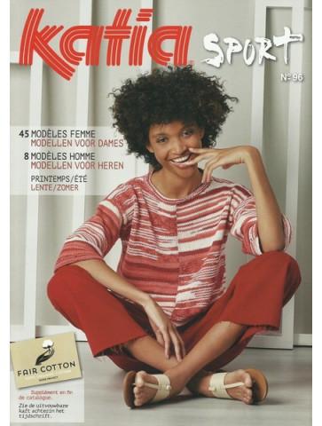 Catalogue Katia Sport n°96
