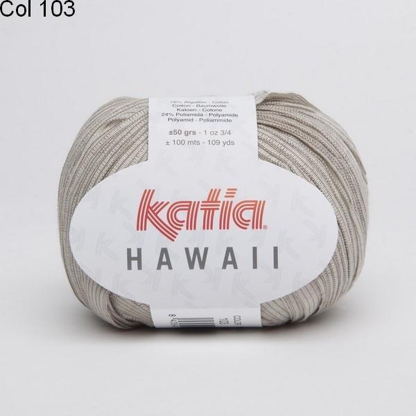 Laine Katia Coton Hawaii
