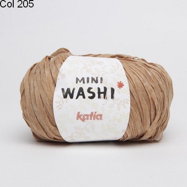 Laine Katia Coton Mini Washi