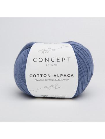 Laine Katia Concept Coton Cotton Alpaca