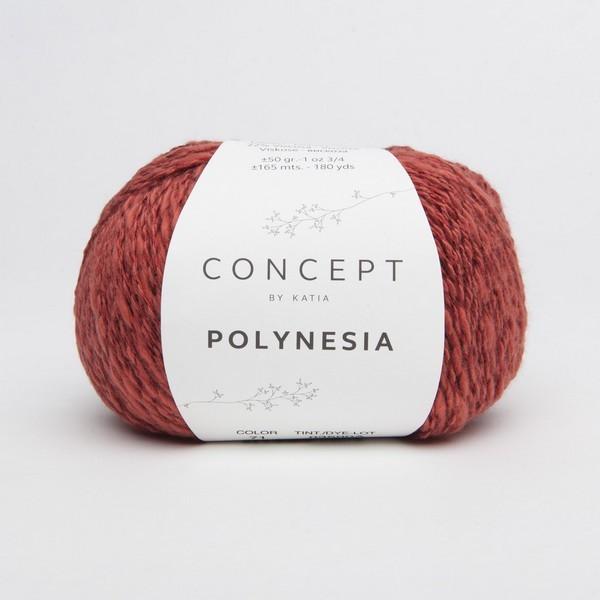 Laine Katia Concept Coton Polynesia