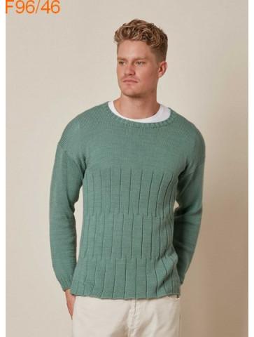 Modèle Pull Homme Laine Katia coton Tencel Cotton