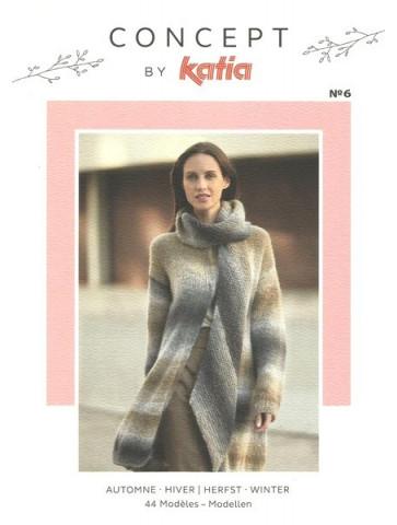 Catalogue Katia Concept n°6