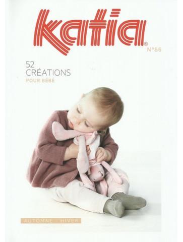 Catalogue Katia Layette n°86