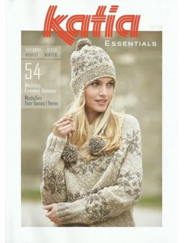 Catalogue Katia Essentials n°13