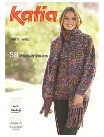 Catalogue Katia Sport n°98