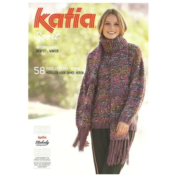 Catalogue Katia Sport n°98