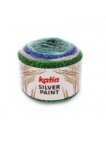 Laine Katia Silver Paint