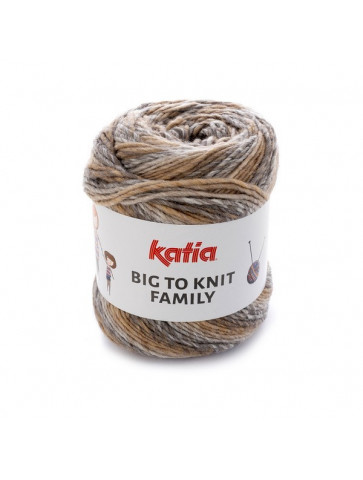 Laine Katia Big to Knit Family
