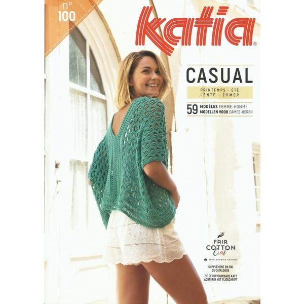 Catalogue Katia Casual n°100