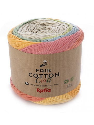 Laine Katia Coton Fair Cotton Craft