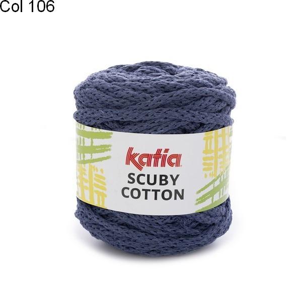 Laine Katia Coton Scuby Cotton