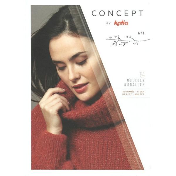 Catalogue Katia Concept n°8