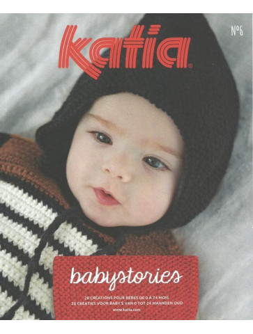Catalogue Katia Babystories n°6