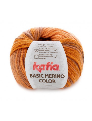 Laine Katia Basic Mérino Color