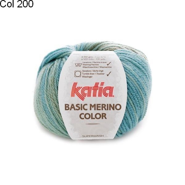 Laine Katia Basic Mérino Color