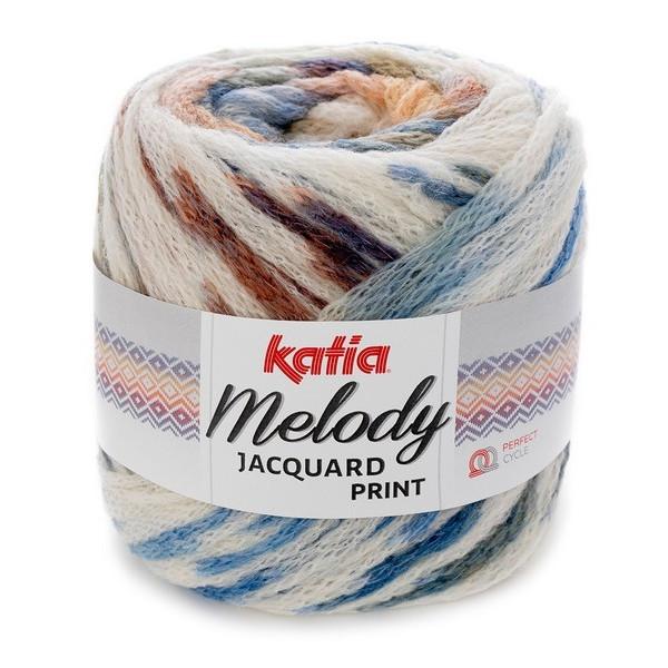 Laine Katia Melody Jacquard Print