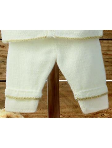 Laine Katia PEQUES pantalon bébé