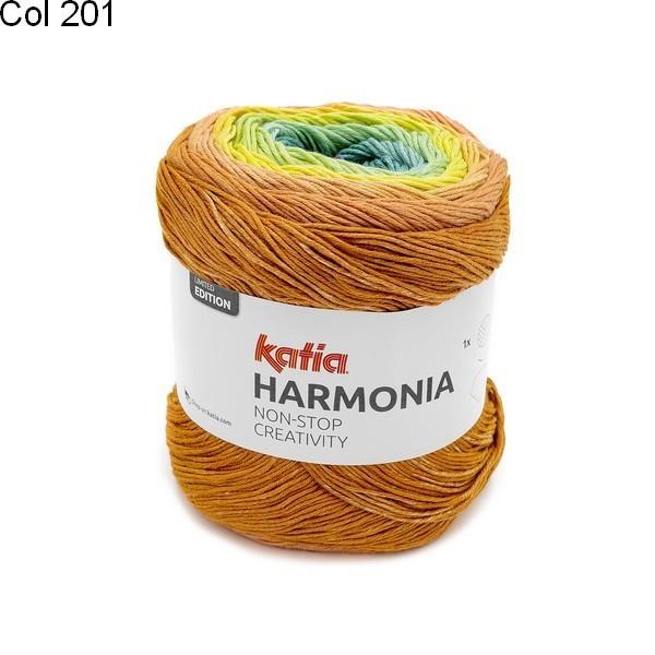 Laine Katia Coton Harmonia