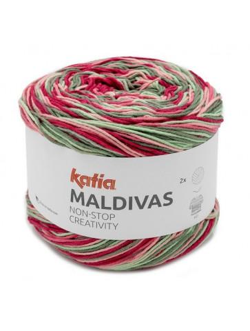Laine Katia Coton Maldivas