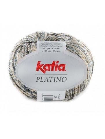 Laine Katia Coton Platino