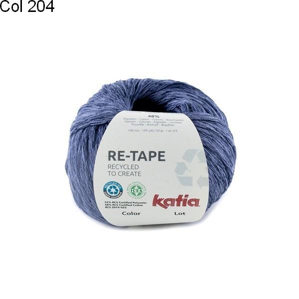 Laine Katia Coton Re Tape