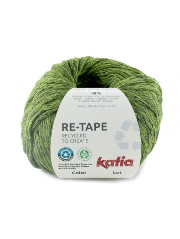 Laine Katia Coton Re Tape