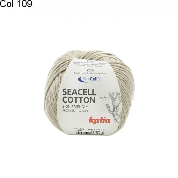 Laine Katia Coton Seacell Cotton
