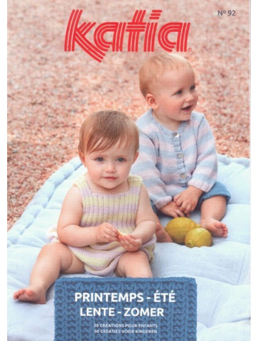 Catalogue Katia Layette n°92
