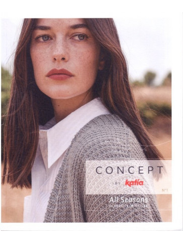 Catalogue Katia Concept All Seasons n°1