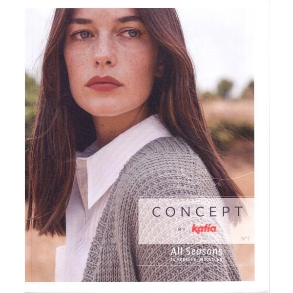 Catalogue Katia Concept All Seasons n°1