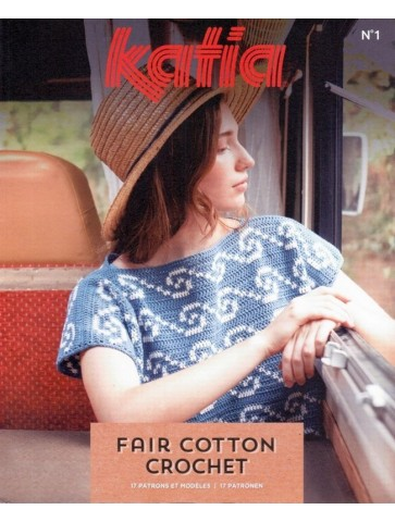 Catalogue Fair Cotton Crochet n°1