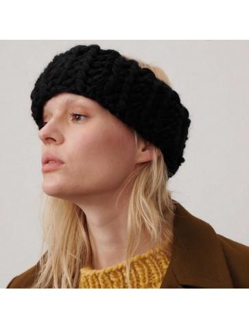 Modèle Bandeau Femme Laine Rico Design Fashion Alpaca Cozy Up!