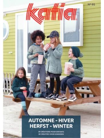 Catalogue Katia Enfants n°95