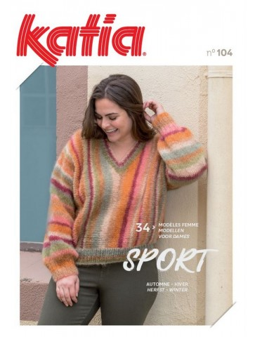 Catalogue Katia Sport n°101